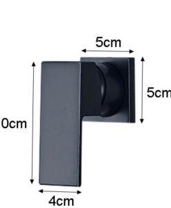 Mosadzný vodopád - Kúpeľňová batéria v 2 farbách