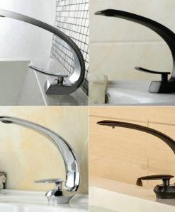 Kúpeľňová vodovodná batéria BECOLA