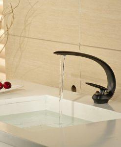 Kúpeľňová vodovodná batéria BECOLA - 4 Varianty
