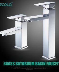 Elegantná kúpeľňová batéria BECOLA 2. Varianta