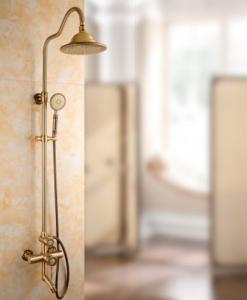 Historická sprchová batéria Wanfan