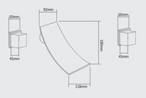 Vodopádová batéria Becola - 2 varianty