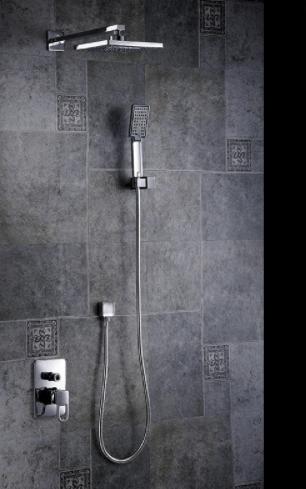 Zabudovateľná sprchová batéria Wanfan