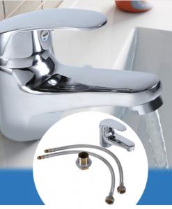 Klasická vodovodná batéria do kúpeľne