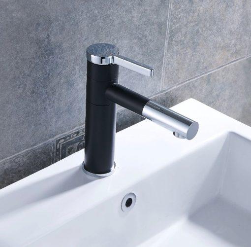 Kúpeľňová chrómová batéria - 2 druhy