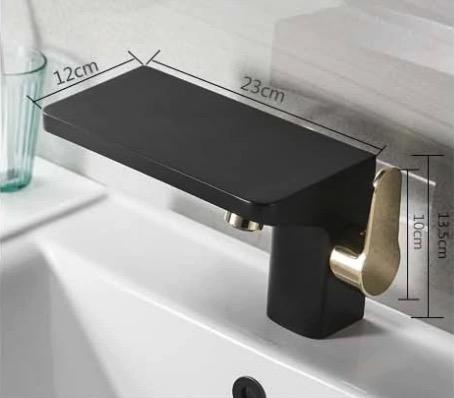 Nezvyčajná umývadlová batéria X39 - 2 varianty