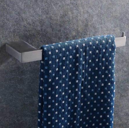 Moderný vešiak na uteráky - 2 farby
