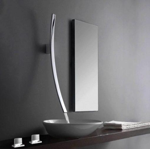 Nezvyčajná kúpeľňová batéria Rozin RZ50 - 4 varianty