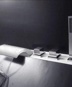 Podomietková vaňová batéria Becola – LT2