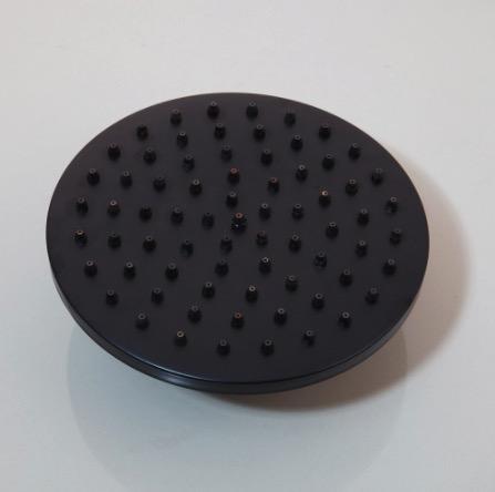 Vintage sprchová batéria - Black