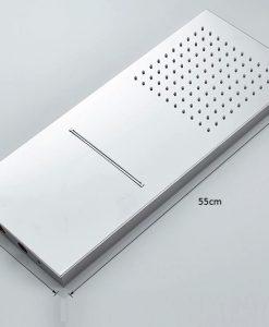 Chrómový LCD Sprchový set - QC30