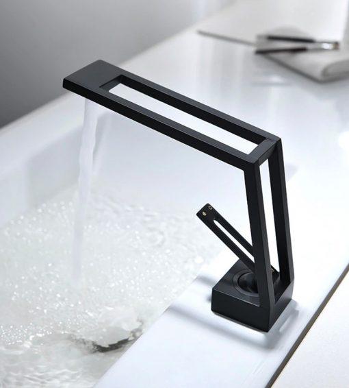Geometrická batéria do kúpeľne - Z91