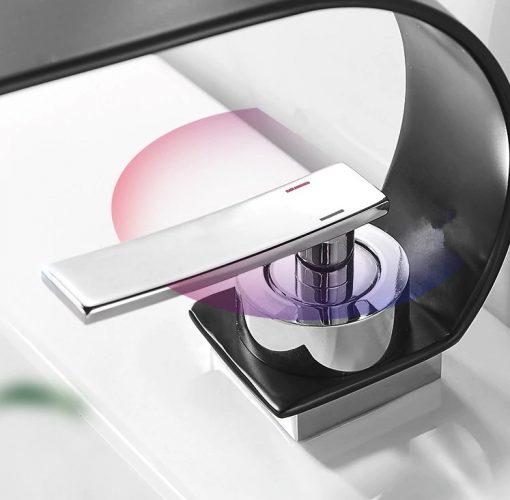 Vodopádová batéria v troch farbách - ZG93