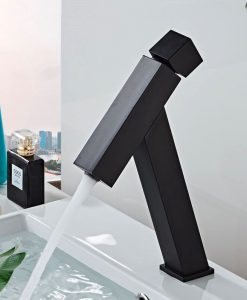 Geometrická vodovodná batéria - SLT098