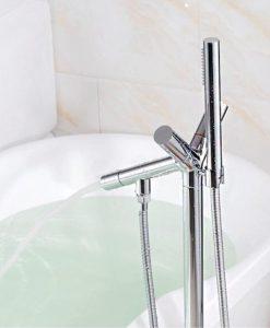 Podlahová sprcha - Chrome C20X