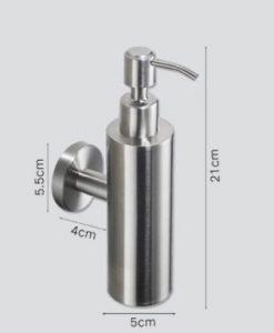 Nástenný dávkovač mydla - 2 farby