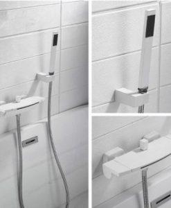 Samostatná sprchová batéria - 4 farebné variácie