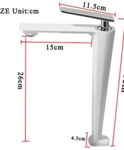 Dizajnová vysoká batéria BR201 - 3 farby