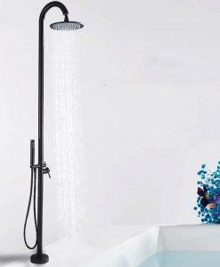 Podlahová sprchová batéria - 2 farby