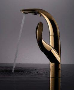Umývadlová batéria so sprchou Luxur - 5 farieb