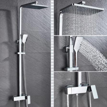 Univerzálny sprchový set RZ332 - 2 farby