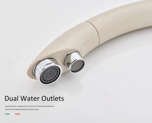 Drezová batéria na filtrovanú vodu - 3 farby