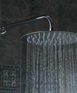 Strieborný sprchový set BR-800