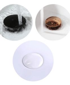 Výpusť pre umývadlá s prepadom - 9 farieb