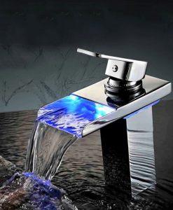 LED Vodopádová batéria H22 - 3 farby