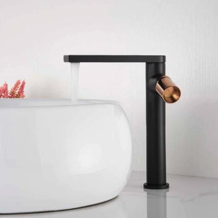 Samostatne stojaca umývadlová batéria - 2 farby