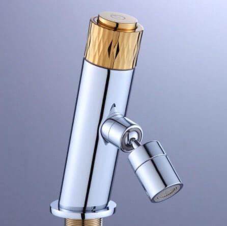 Tlačidlová vodovodná batéria WB17 - 3 farby