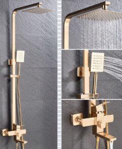 Kúpeľňová sprcha ZX98 - 3 farby