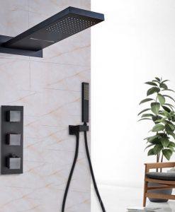 Moderný sprchový komplet - CA39