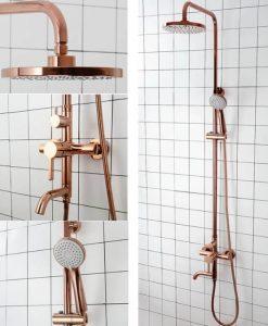Samostatná kúpeľňová sprcha CY21 - 2 farby
