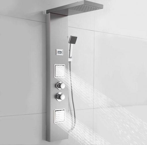 Sprchový set s masážnymi tryskami - LD902