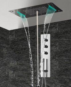 Termostatická stropná sprcha - SU39